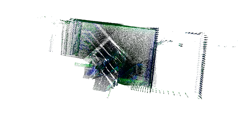 Tutorial: Depth Image and Point Cloud Structures I/O